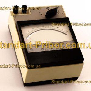 Э524 амперметр, миллиамперметр - фотография 1