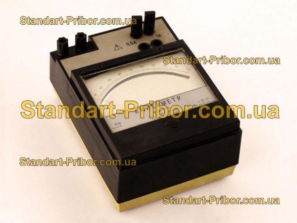 Э525 амперметр, миллиамперметр - фотография 1