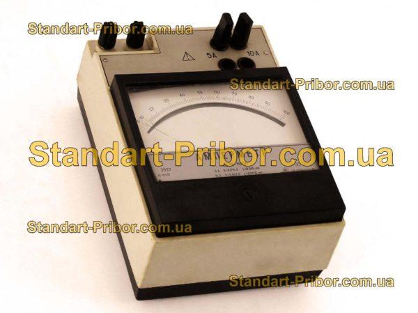 Э527 амперметр, миллиамперметр - фотография 1