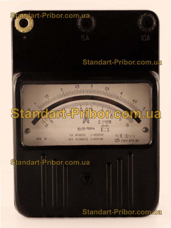 Э59/1 амперметр, вольтметр - фото 3