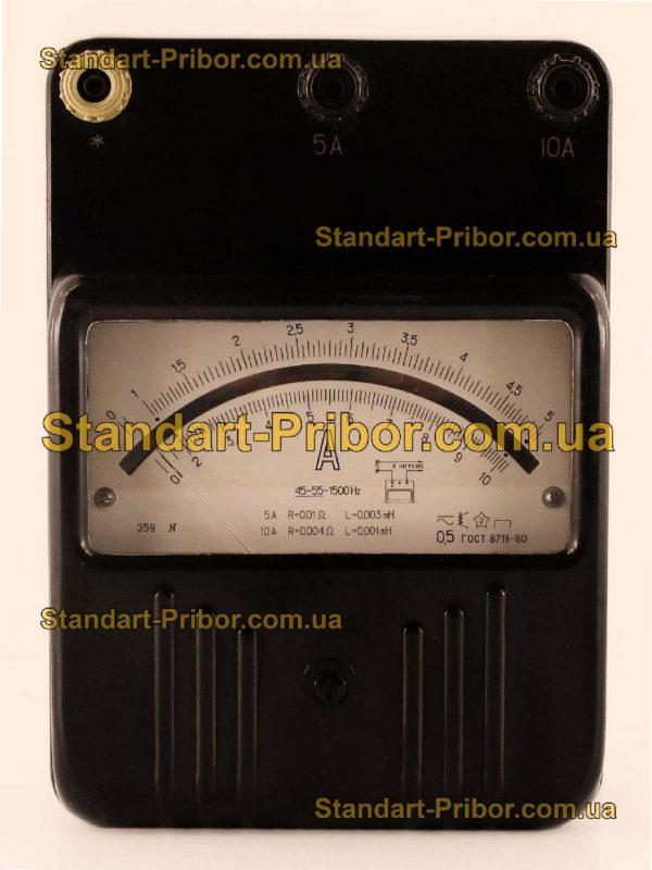 Э59/7 амперметр, вольтметр - фото 3