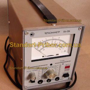 Е6-13А измеритель сопротивления - фотография 1