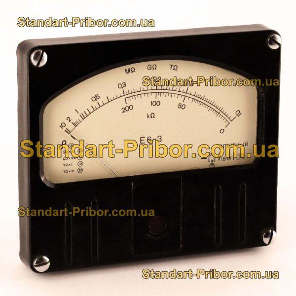 Е6-3 измеритель сопротивления - фотография 1