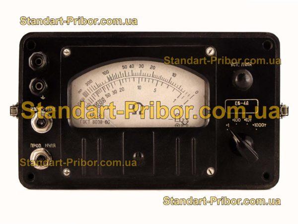 Е6-4А измеритель сопротивления - фотография 4