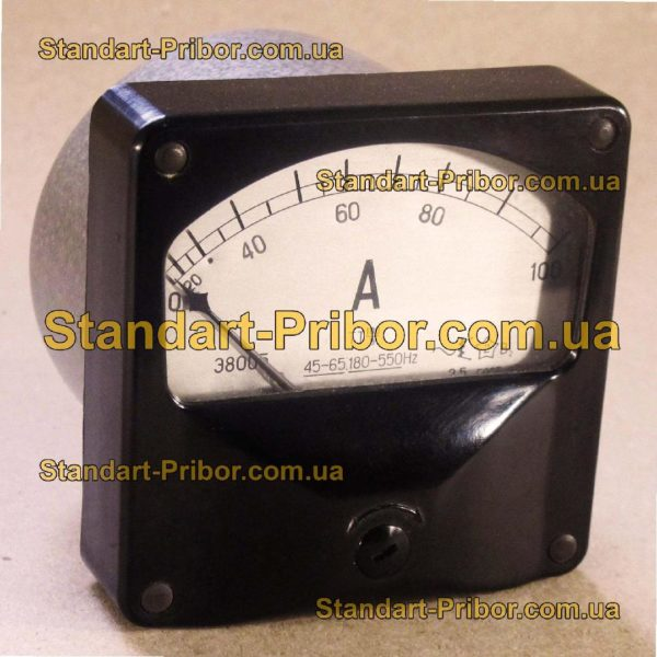 Э8005 амперметр, вольтметр - фотография 1