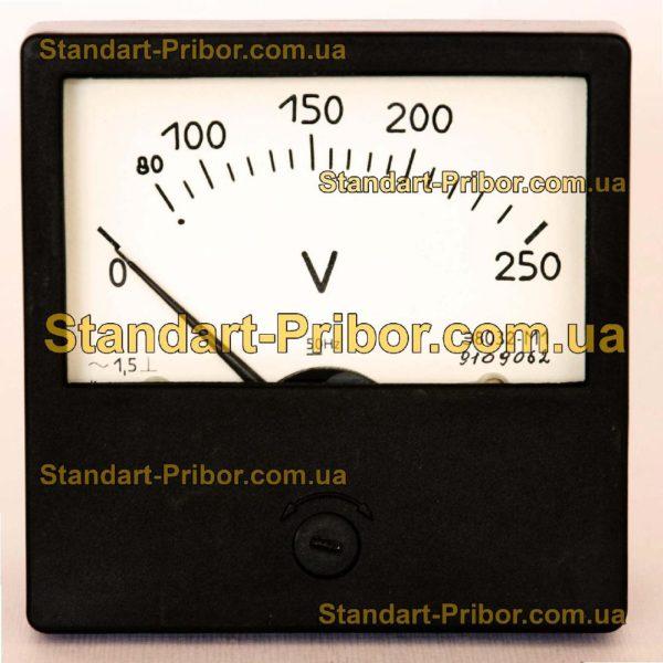 Э8032 амперметр, вольтметр - фотография 1