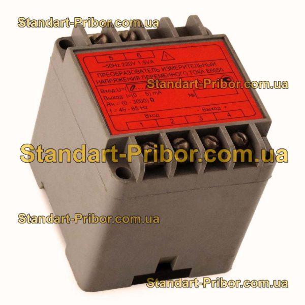 Е855А преобразователь измерительный - фотография 1