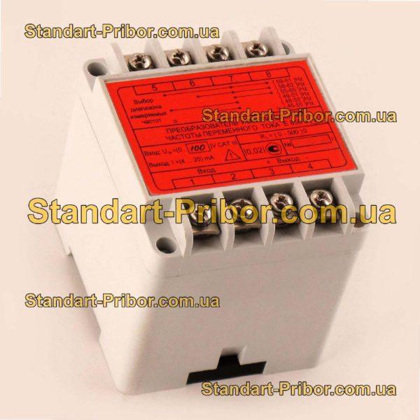 Е858В преобразователь измерительный - фотография 1