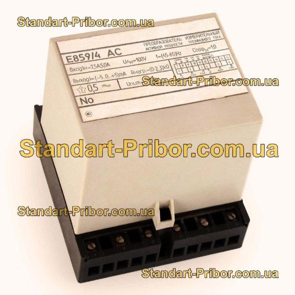 Е859/4 АС преобразователь измерительный - фотография 1