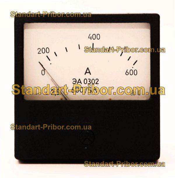 ЭА0302 амперметр переменного тока - фотография 1
