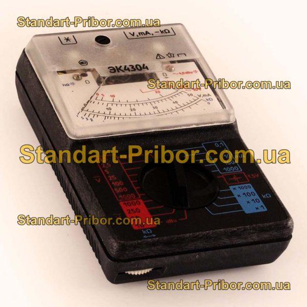 ЭК4304 тестер, прибор комбинированный - фотография 1