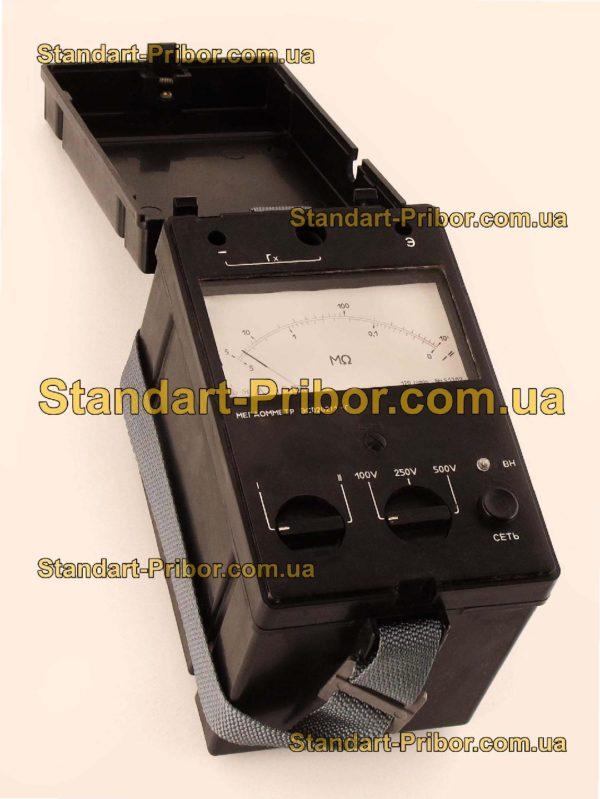 ЭС0202/1Г мегаомметр - фотография 1