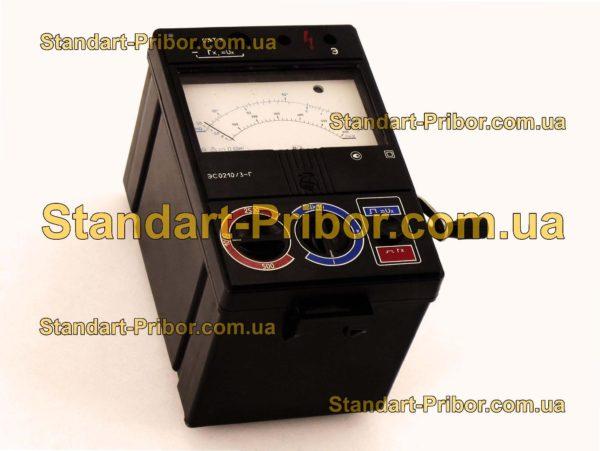 ЭС0210/3Г мегаомметр - фотография 1