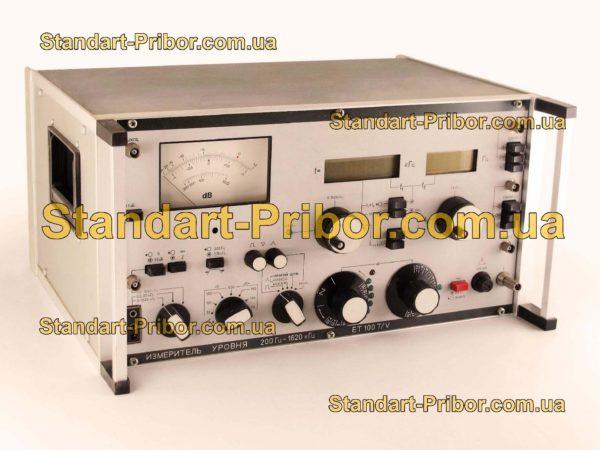 ET-100T/V приемник измерительный - фотография 1