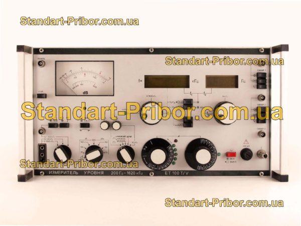 ET-100T/V приемник измерительный - изображение 2