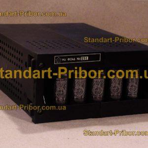 Ф246 частотомер цифровой - фотография 1