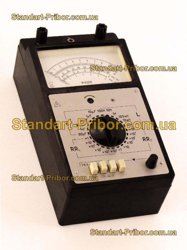 Ф4320 тестер, прибор комбинированный - фотография 1
