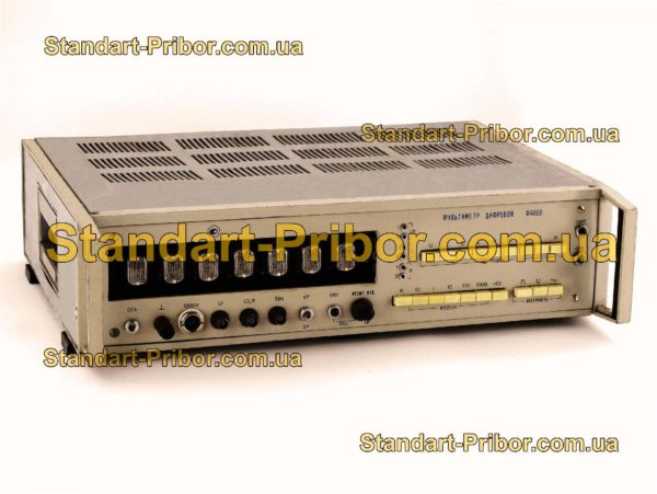 Ф4800 тестер, прибор комбинированный - фотография 1