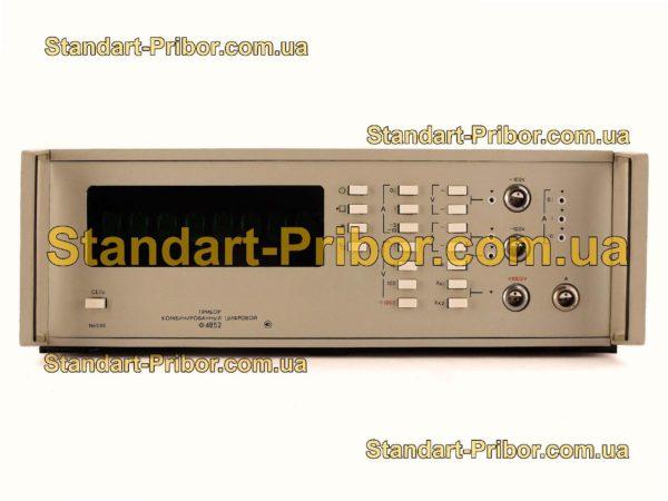 Ф4852 прибор комбинированный - изображение 2