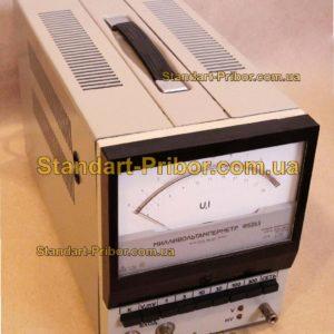 Ф5263 вольтамперметр лабораторный - фотография 1