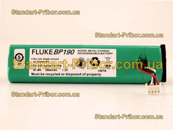 Fluke BP190 батарея аккумуляторная - фотография 4