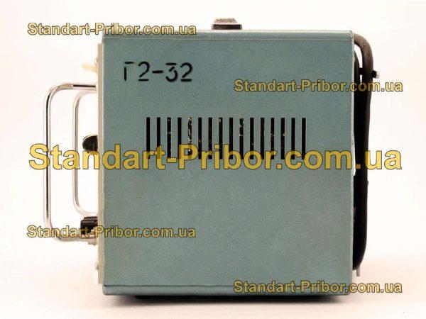 Г2-32 генератор шумовых сигналов - фото 3