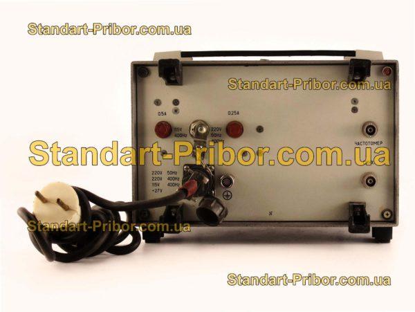 Г3-106 генератор сигналов низкочастотный - фотография 4