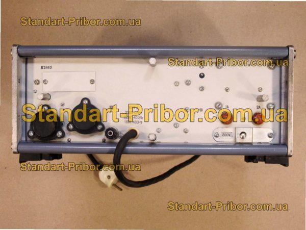 Г3-112/1 генератор сигналов низкочастотный - фотография 10