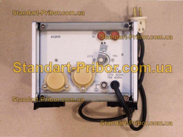 Г3-112/1 генератор сигналов низкочастотный - фото 6