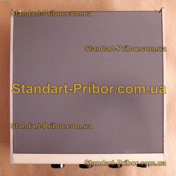 Г3-118 генератор сигналов низкочастотный - фото 3