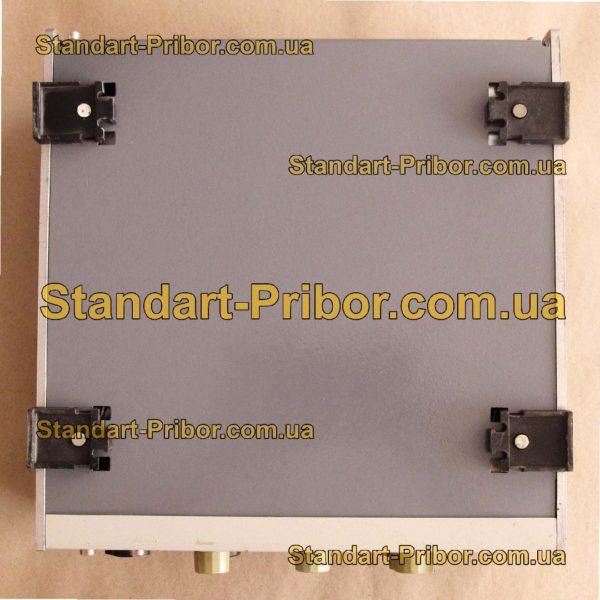 Г3-118 генератор сигналов низкочастотный - фото 6