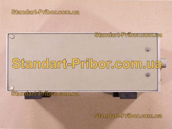 Г3-120 генератор сигналов низкочастотный - фото 3