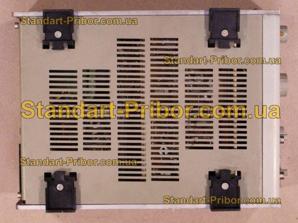 Г3-120 генератор сигналов низкочастотный - фото 6