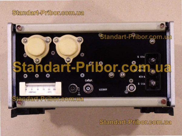 Г3-120 генератор сигналов низкочастотный - фотография 7