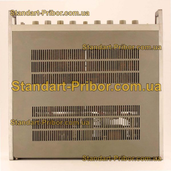 Г3-121 генератор сигналов низкочастотный - изображение 5