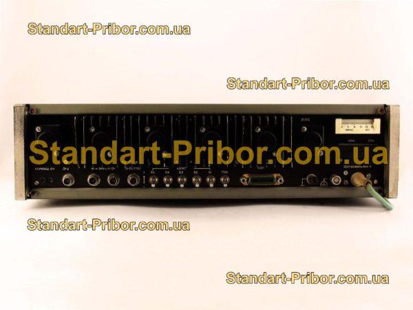 Г3-122 генератор сигналов низкочастотный - фотография 4