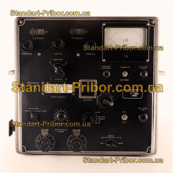 Г3-14А генератор сигналов низкочастотный - изображение 2
