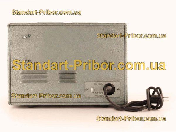 Г3-22 генератор сигналов низкочастотный - фотография 4