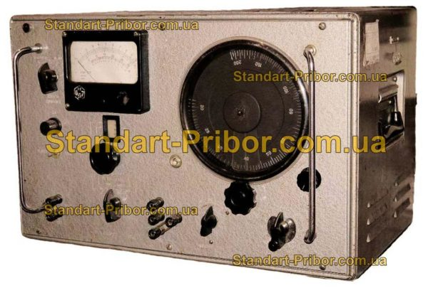 Г3-34 генератор сигналов низкочастотный - фотография 1