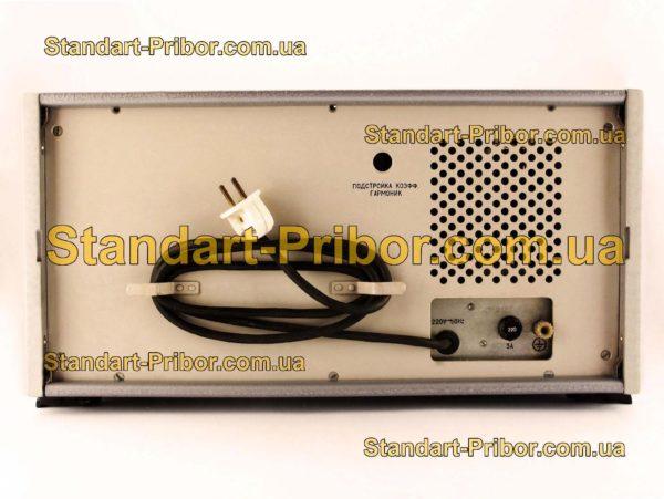 Г3-56/1 генератор сигналов низкочастотный - фотография 4