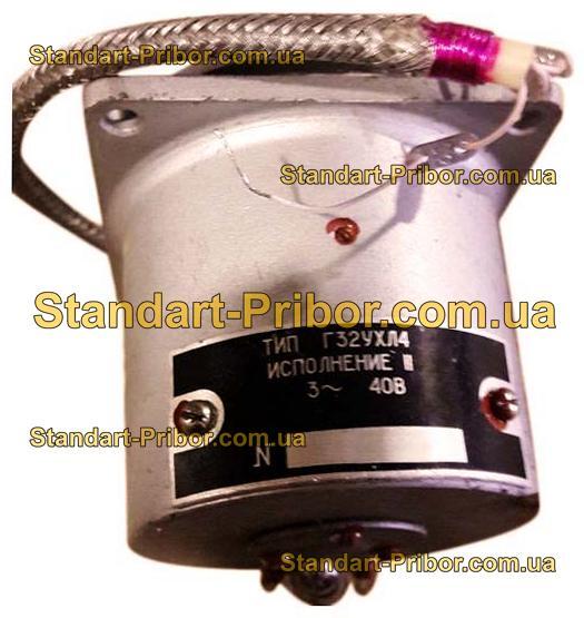 Г32УХЛ4 электродвигатель - фотография 1