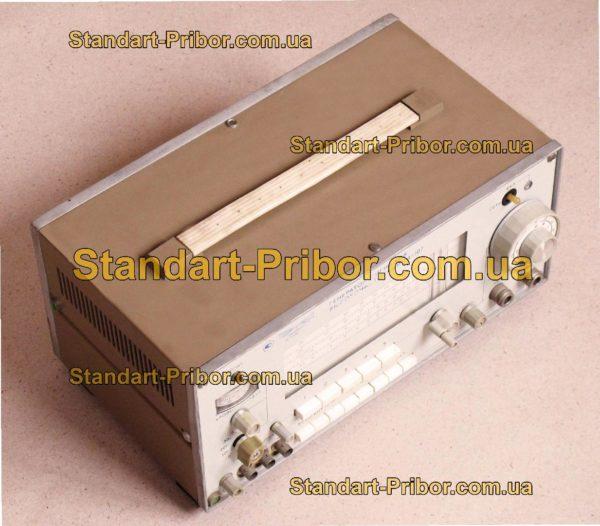 Г4-107 генератор сигналов высокочастотный - фотография 4