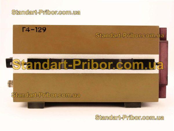 Г4-129 генератор сигналов высокочастотный - фото 3