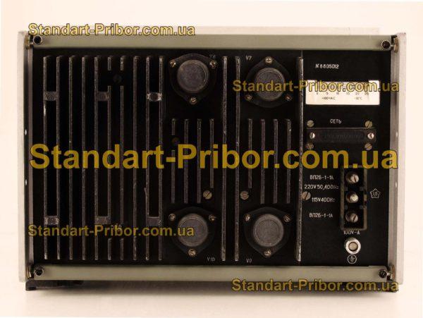 Г4-143 генератор сигналов высокочастотный - фотография 4