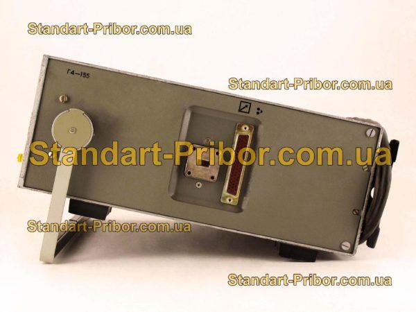 Г4-155М генератор сигналов - фото 3