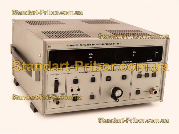 Г4-158А генератор сигналов высокочастотный - фотография 1
