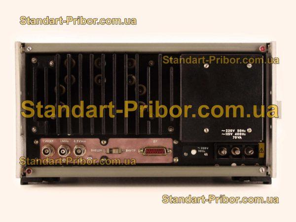 Г4-158А генератор сигналов высокочастотный - фотография 4