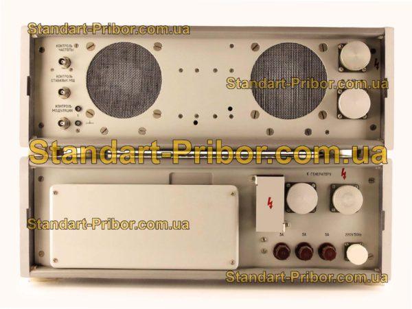 Г4-159 генератор сигналов высокочастотный - фотография 4