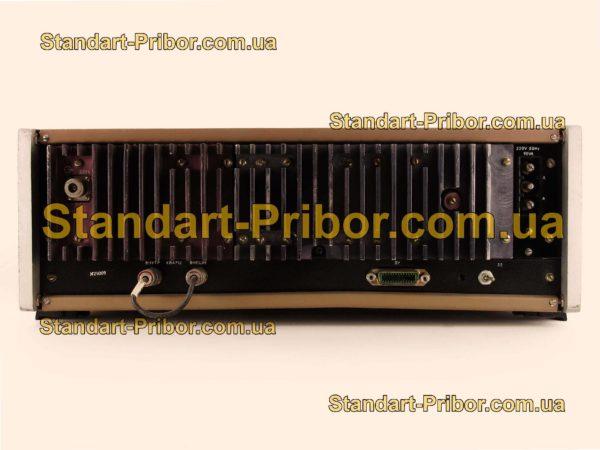 Г4-165 генератор сигналов высокочастотный - фотография 4