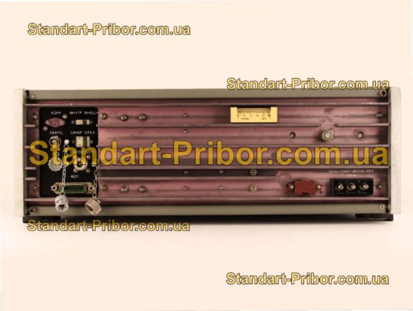 Г4-176Б генератор сигналов - фото 6